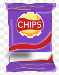 bag of potato chips clipart. Brilliant Clipart Chips Packet Clip Art At Clker  Bag Of Clipart Free Transparent  PNG Images Download Throughout Potato I