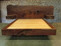 Cheap California King Bed Frame Make Floating Bed Frame King Bed Cal ...