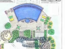 Inground Swimming Pool Designs Ideas For Backyard Ground Installtion Stunning Built In Swimming Pool Designs