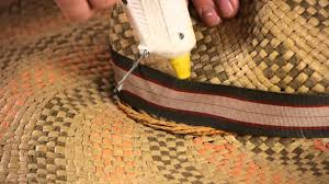 craft ideas with straw hats fall crafts youtube