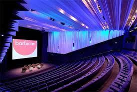 Barbican Theatre Silk Street London Ec2y 8ds