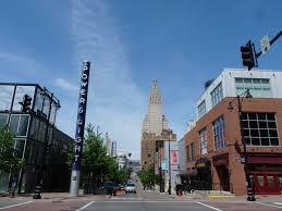 Green Light Kansas City Kansas City Power Light Blue Skies The Cities Tribune