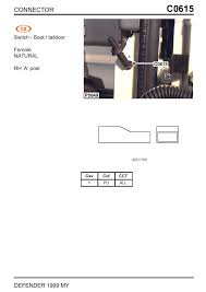 land rover owner • view topic rear interior light image
