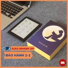 Máy đọc sách Likebook P6 - Android 8, CPU 4x1.6 GHz - Tặng bao da - Máy đọc  sách Nhãn hàng OEM