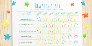 A Wifes Sticker Chore Chart For Her Husband Rewards Him