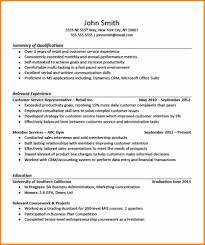 4 Retail Resume No Experience Forklift Resume