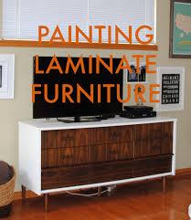 painting laminate furniturePainting Laminate Furniture  Defining Lovely