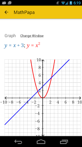 mathpapa algebra calculator 1 1 4 screenshot 3