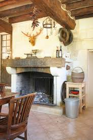 Country Stone Fireplaces    Country Rock Meets Rolling StonesFrench Country Fireplace