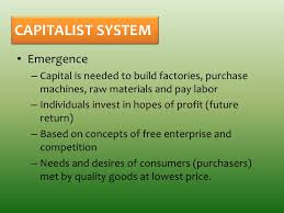 islam and other economic system capitalist
