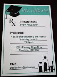 pharmacy graduation invitations com pharmacy graduation invitations how to make your own graduation invitations using word 5