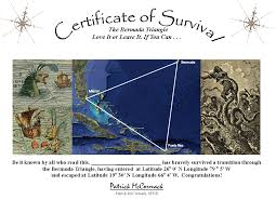 Bermuda Triangle Research Paper  Bermuda triangle research paper