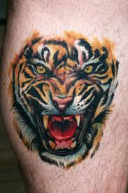 tiger roar tattoo. Simple Tattoo Tiger Tattoo By Scoot75  Inside Tiger Roar Tattoo E