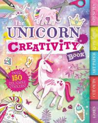 Unicorn Creativity Book The