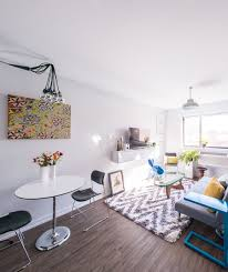 Small Apartment Design Extraordinary How To Live Large In A 48 Square Foot Studio Apartment Curbed Chicago