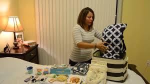 babyshower gift basket for boy