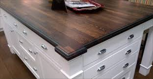 cafe countertops solid wood countertops for kitchens