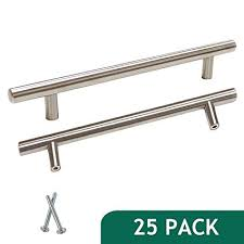 drawer pulls 25 inch hole spacing.  Drawer Probrico T Bar Modern Cabinet Hardware Bedroom Drawer Pulls Stainless Steel  Kitchen Handles 61 On 25 Inch Hole Spacing G