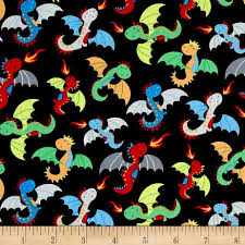 Timeless Treasures Knight In Shining Armor Tossed Dragons Black ... & Timeless Treasures Knight In Shining Armor Tossed Dragons Black from  @fabricdotcom Designed for Timeless Treasures Adamdwight.com