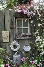 Alte Fenster Alte Fenster Zur Dekoration Im Haus 50 Coole