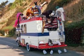 Image result for camper stuffed full