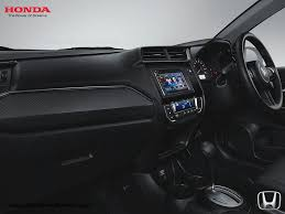 new car launches honda mobilio2016 Honda Mobilio with allnew interior launched Indonesia