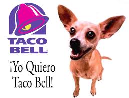 Taco bell dog with big dick