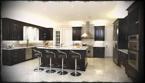 full image kitchen traditional dark brown cabinet light gray cabinets grey seamless granite countertops pure ideas