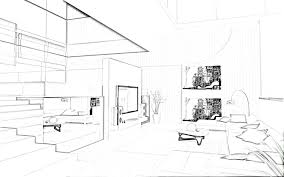 simple architecture design drawing. Drawing Room Ceiling Design. Interior Design Styles. Scandinavian Internships Simple Architecture D