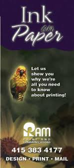 RAM Print North Bay <b>Printing</b>