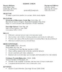 Sample Resume Career Objectives Carpenter – Hadenough