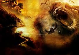 clash of the titans kraken wallpaper. Modren Kraken Clash Of The Titans Wallpaper By Squirrelflighty  In Clash Of The Titans Kraken Wallpaper L