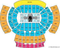 Atlanta Arena Seating Chart State Farm Arena Tickets And State Farm Arena Seating Chart