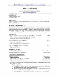 ... Bold Design Accounting Resume Objective 7 ...