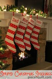 Handmade Christmas Stockings Top 25 Best Quilted Christmas Stockings Ideas On Pinterest