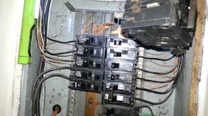 replacing over heating 100 amp circuit breaker
