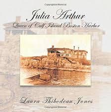 Boston Harbor Tide Chart 2017 Julia Arthur Queen Of Calf Island Boston Harbor Free