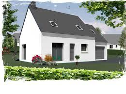 sur la mune de pleslin en côtes d armor votre maison rt2016 6 pièces 96 m² de 4 chambres avec un garage et une suite paale au rez de chaussée