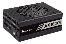AX1600i Digital <b>ATX Power</b> Supply — <b>1600</b> Watt Fully-Modular PSU