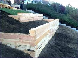 landscape ties timber garden steps garden ties timber spikes home depot how to join landscape timbers landscape ties