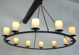 cast iron chandelier amazing hand forged signed custom wrought home of dreams pertaining to 11