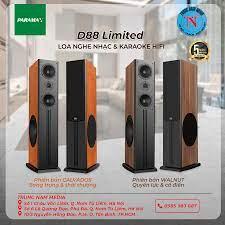 Dàn Karaoke Paramax D88 Limited chính hãng - Trung Nam Media