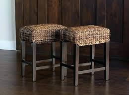 leather backless bar stools with nailheads counter stool backless leather leather backless bar stools with nailheads