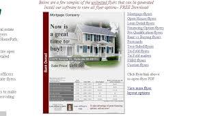 mortgage flyers templates 4 mortgage flyers templates af templates