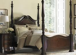 Bedroom Furniture, Sutton Place King Poster Bed, Bedroom Furniture |  Havertys Furniture