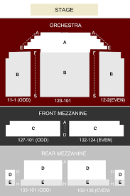 John Golden Theater New York Ny Seating Chart Stage