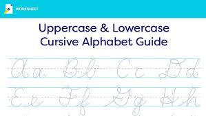 Lower Case Letter Practice Sheet Cursive Alphebet Cursive Alphabet Practice Sheets Pdf