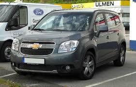 Chevrolet Orlando - Wikipedia