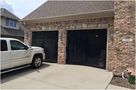 residential residential garage door screens