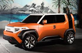 2018 toyota ft. delighful 2018 toyota ft4x  concept front on 2018 toyota ft c